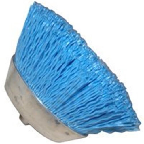 Dico Products 541-786-21-2 2.5 In. Nyalox Cup Brush Blue