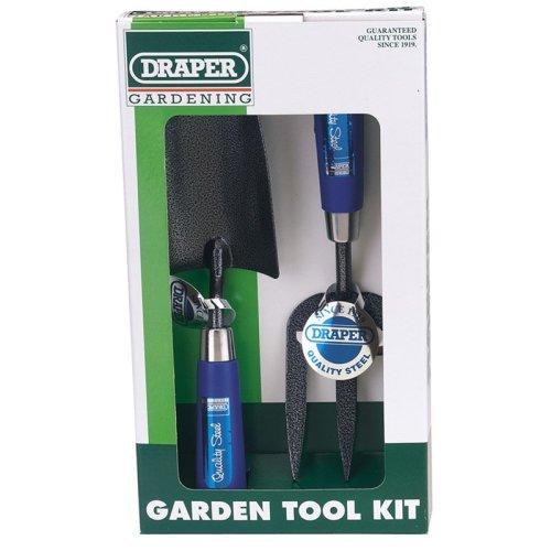 Draper Garden Hand Fork And Trowel Set