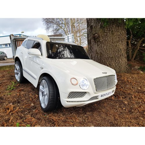 Kids Ride On Parent Control OFFICIAL Bentley Bentayga SUV JEEP TRUCK