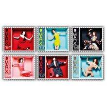 Preen by Thornton-Bregazzi Stamp CTO Set