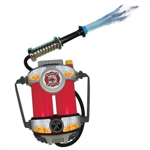 Firepower Super Soaking Fire Hose Backpack Water Pistol