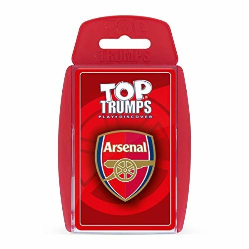 Top Trumps Arsenal FC 2018/19 Card Game