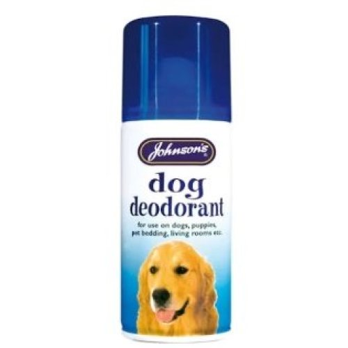 Johnson's Dog Deodorant Aerosol, 150ml