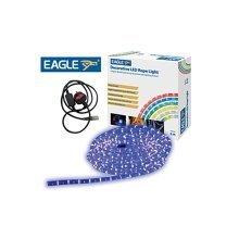 Eagle Static LED Rope Light 6m blue