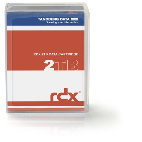 Tandberg Data 2TB HDD RDX Media