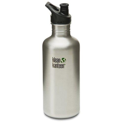 Klean Kanteen Classic 1.18L Bottle & Sport Cap 3.0