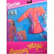 Barbie Earring Magic Fashions w Earrings 4 You (1992)