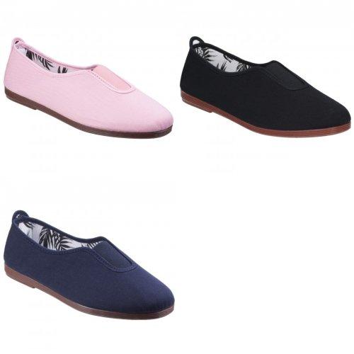 Flossy Califa Womens/Ladies Slip On Shoe