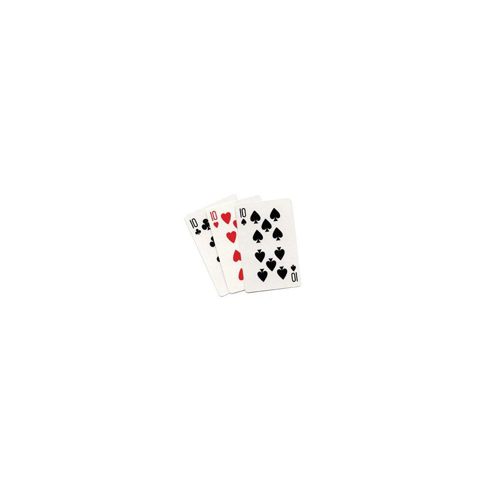 Chameleon Backs Magic Card Trick Easy to learn