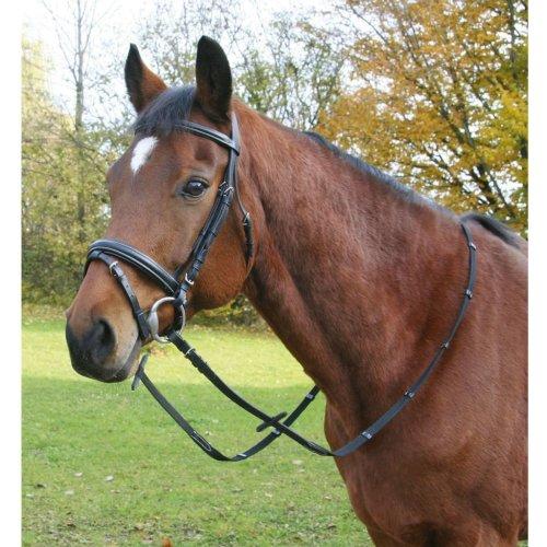 Kerbl Snaffle Bridle Leather Pony Swedish Model 321715
