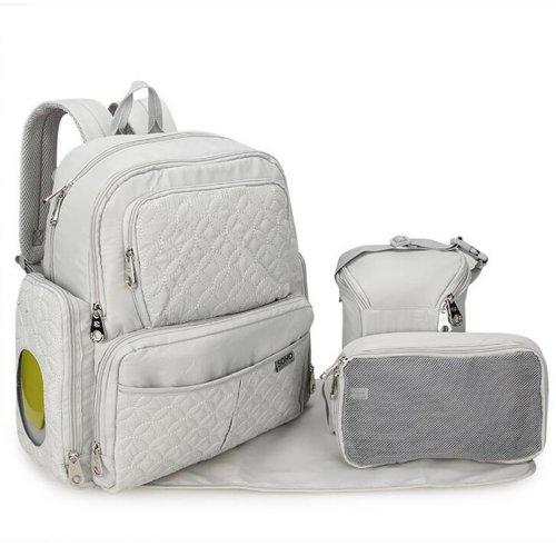SOHO Multifunctional Diaper Bag Mummy Backpack Baby Diaper Backpacks Maternity Stroller Shoulder Bag