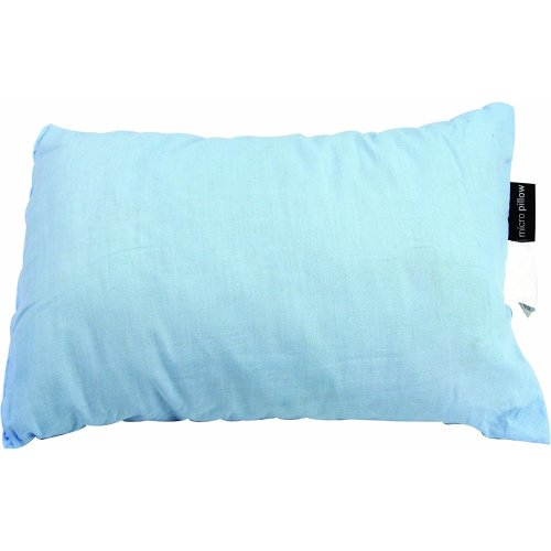 Highlander Travel/ Camping Micro Pillow - Blue