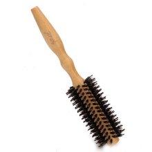 Straight Medium Coiling Block Comb Aurly Hair Antistatic Massage Comb