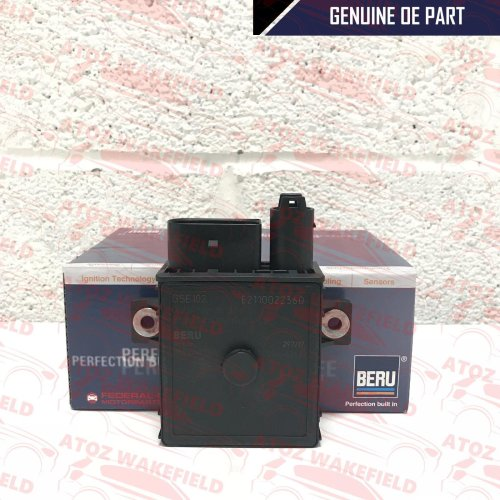 FOR BMW 6 SERIES 635D 635 D E64 DEISEL GLOW PLUG CONTROL RELAY OEM BERU GSE102