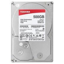 Toshiba P300 500GB 7200RPM 3.5' SATA HDWD105UZSVA (Bulk)