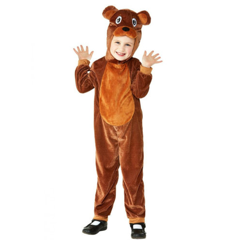Kids Toddler Teddy Bear Costume