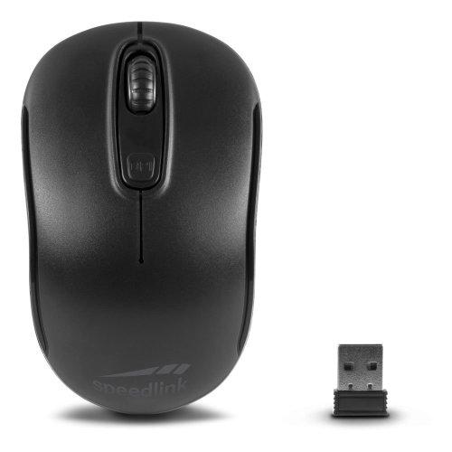 SPEEDLINK Ceptica Wireless USB 1600dpi Mouse Black