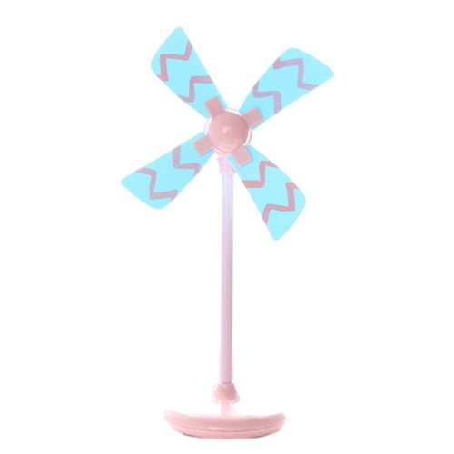 Creative Fans Mini Electric Fan Summer Fans for Home/Office/Dormitory, C