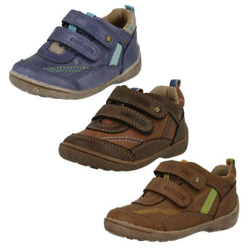 Boys Startrite Casual Shoes Super Soft Leo - H Fit