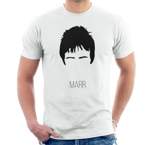 Johnny Marr Music Icon Silhouette Men's T-Shirt