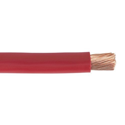 Sealey AC40SQRE Starter Cable 315/0.40mm 40mm 300A 10mtr Red