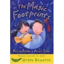 The Magic Footprints: Green Banana (banana Books)