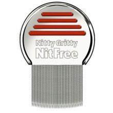 Nitty Gritty Nit Free Comb X 1