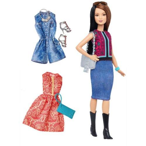 Barbie Fashionistas Doll Pretty in Paisley DTF04