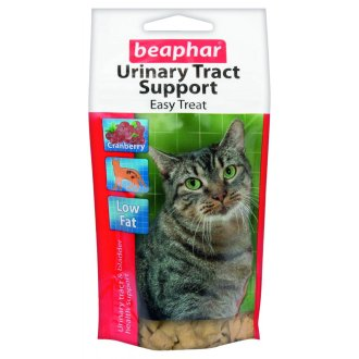 Beaphar Urinary Tract And Cystitis Support Easy Treats
