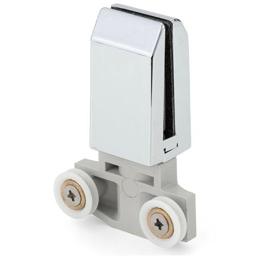 1 x Hanger Type Shower Door Roller/ Rollers/ Grooved Wheels /Spare Parts LUX11