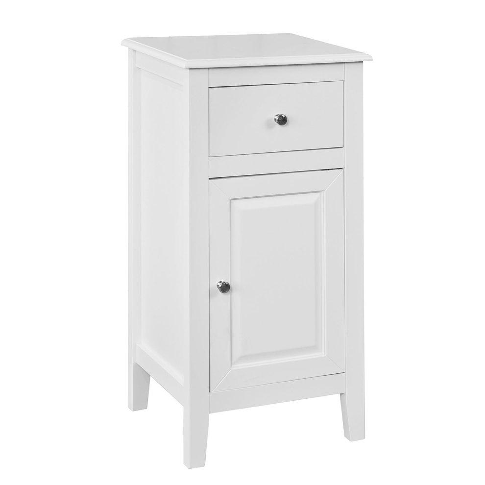 Miraculous Sobuy Frg206 W White Floor Standing Bathroom Storage Cabinet Unit Home Interior And Landscaping Oversignezvosmurscom