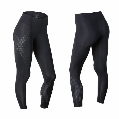 2XU Mid-Rise Compression Tights  Womens