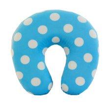 Kids / Adults Comfortable Neck Pillow U-Shape Pillows Neck Support, B
