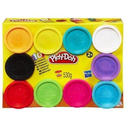 Play-Doh 10 Pack dough Set