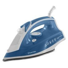 Russell Hobbs Supreme Steam Traditional Iron 2400 W - White/Blue (Model 23061)