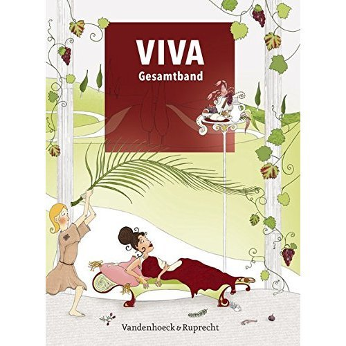 Viva Gesamtband: Lehrgang Fur Latein AB Klasse 5 Oder 6