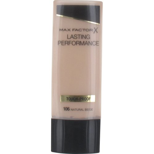Max Factor Lasting Performance Foundation 35ml - Natural Beige #106