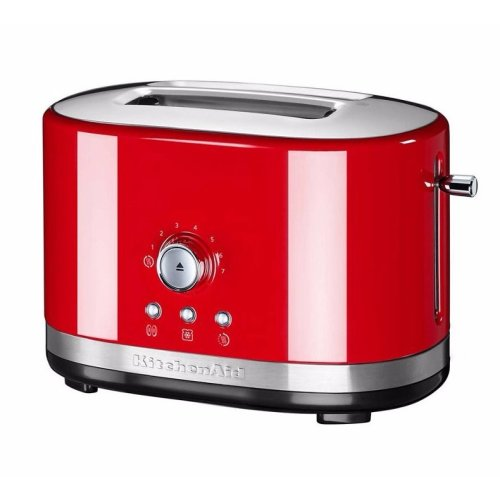 KitchenAid 5KMT2116BER 2 Slice Toaster Extra Wide Slots Variable Browning Red