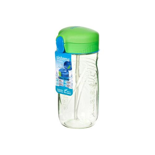 Sistema Quick Flip Bottle, 520ml Lime