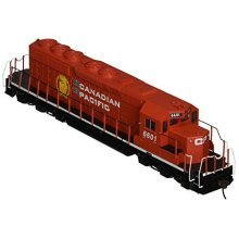 Bachmann Industries Canadian Pacific Railway EMD SD 40-2 Diesel Locomotive