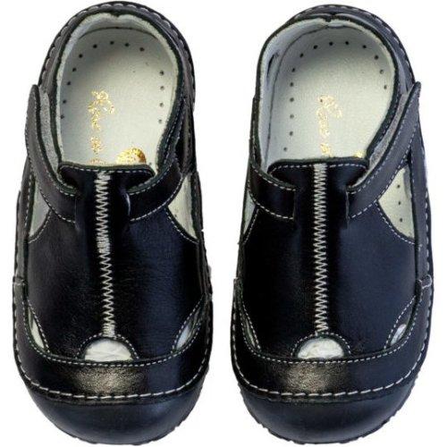 Plain Navy Sandal