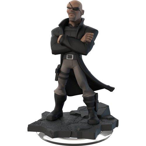 Disney Infinity Marvel Nick Fury Figure Xbox PS3 PS4 WII