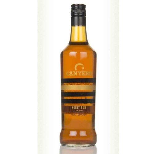 Canyero Ron Miel Honey Rum Liqueur | 20% abv | 70 cl