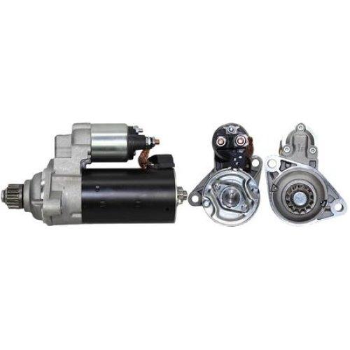 WAI Starter Motor for Mercedes Benz GLA200d 2.1 Litre Diesel (01/14-06/16)