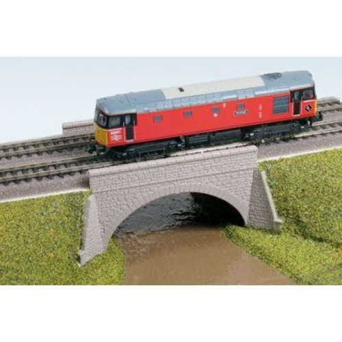 River/Canal Bridge - N gauge Ratio 253 Free Post P3