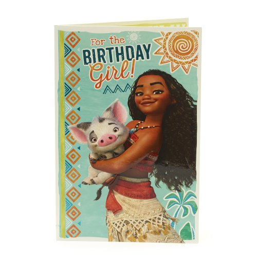 Kids Birthday Card For Her
