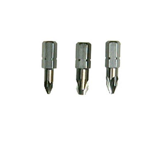 Black & Decker X61043 Screwdriver Bits 3 PZ1 PZ2 & PZ3.