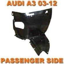 Audi A3 2003-2012 Left Passenger Front Wheel Arch Liner Inner Wing Splashguard
