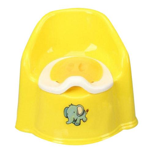 Baby Potty Chair Potty Training Boy Toilet Seats Bathroom Accessories Yellow