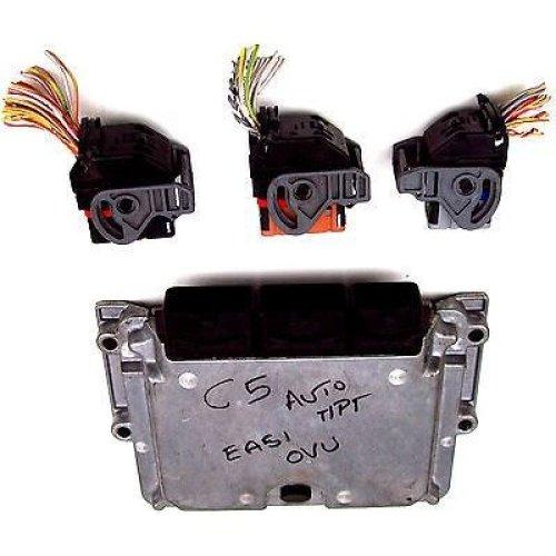 Citroen C5 Se V6 3.0 Automatic Engine Management ECU 0261206419 9637137380